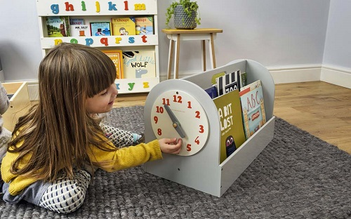 آموزش زمان به کودکان
