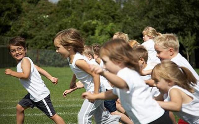 روحیه رقابتی در کودکان