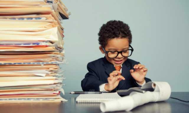 رفتار با کودکان باهوش